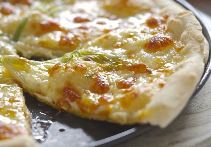пицца под крышкой EWC
