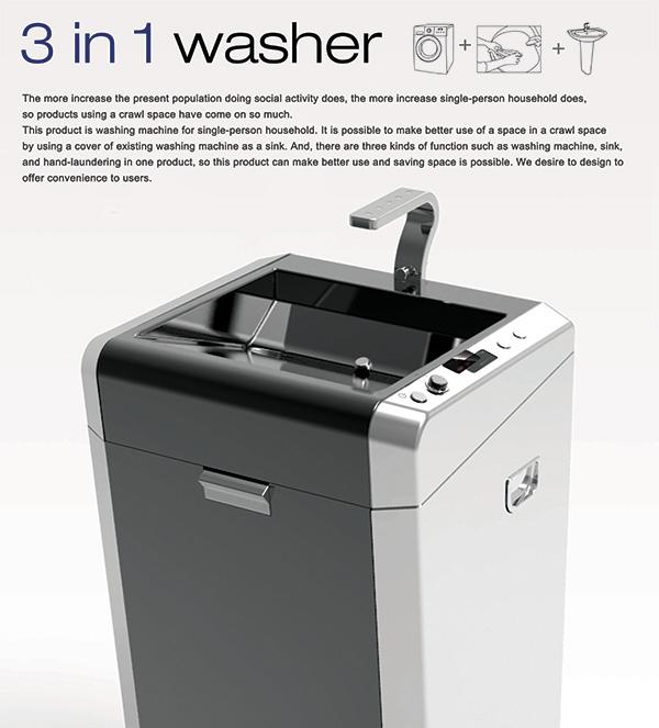 стиральная машина, мойка, сушильная машина