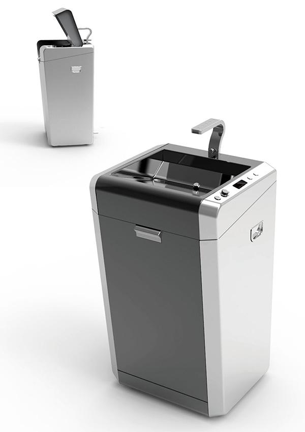 стиральная машина 3 в 1
