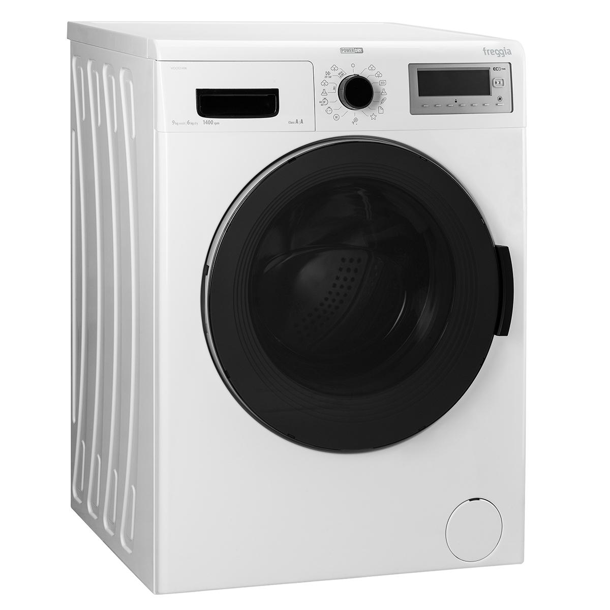 стиральная машина с черным барабаном