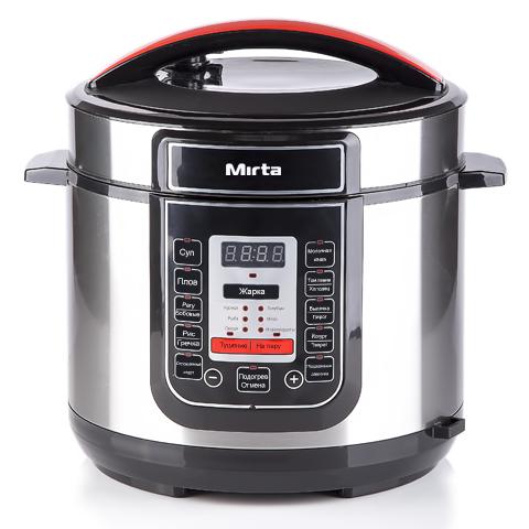 Мультиварка-скороварка Mirta MC-2201