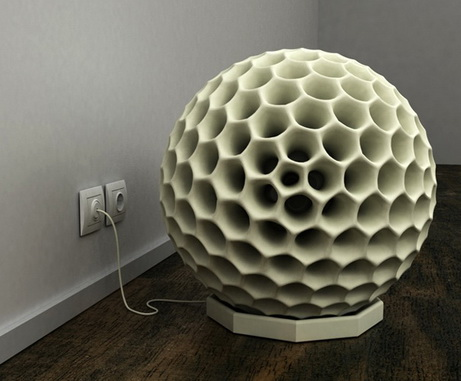 Dust ball от Dave Hakkens