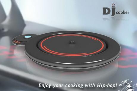 Стань DJ-ем на кухне