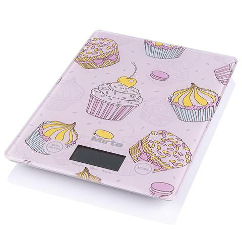 кухонные весы Mirta