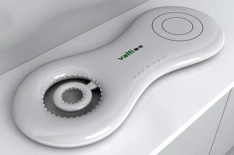 EEH-Ventilator & Gas Stove