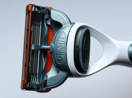 Gillette Fusion Power Cool White