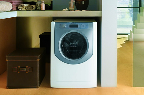 Стиральная машина Hotpoint Ariston Aqualtis AQLF9D 69 U (EU)/B