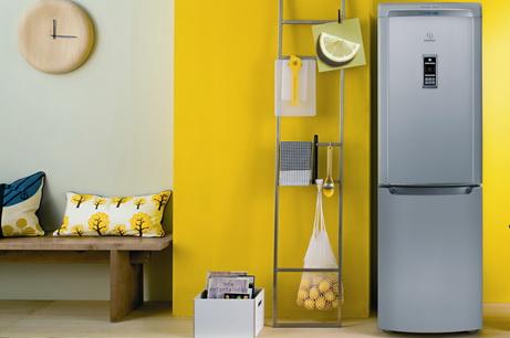 Холодильник Indesit Prime PBAA 34 NF X D