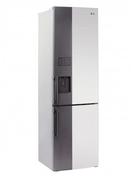 Новая модель холодильника LG