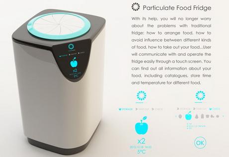 Particulate Food Fridge