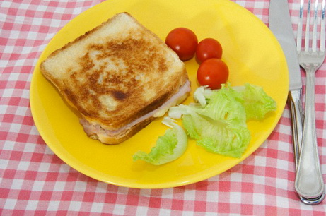 Рецепты для бутербродницы, сэндвичницы