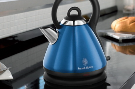 Russell Hobbs Sky Blue Cottage
