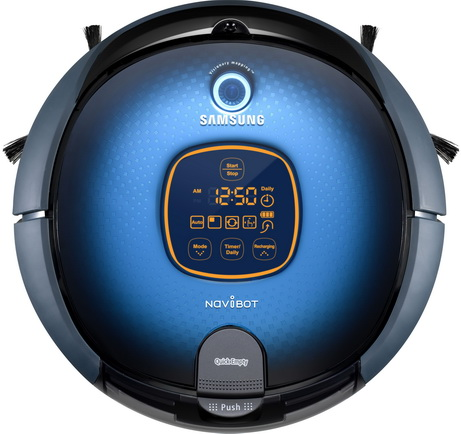 Робот-пылесос Samsung NaviBot