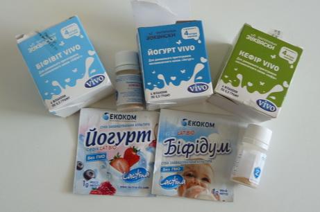 Секреты приготовления йогурта