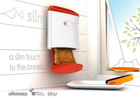 Настенный тостер
