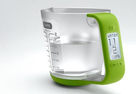 «Умная» мерная чаша