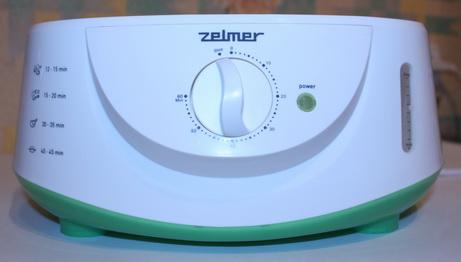 Пароварка Zelmer 37Z012