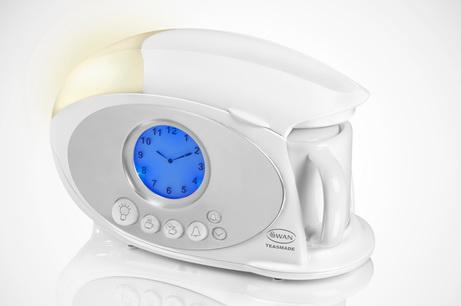 Чайник-часы от Swan
