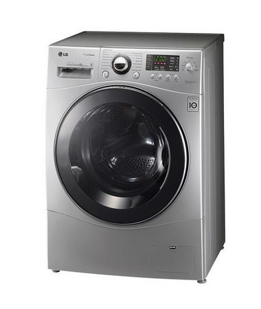 Паровые стиральные машины LG