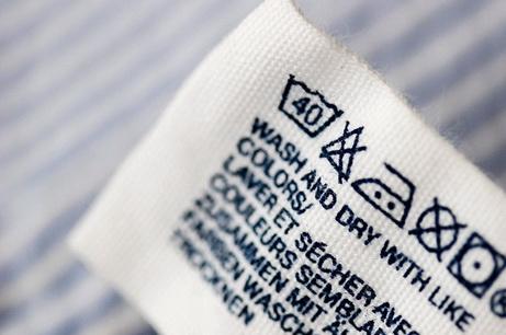 Условные обозначения на ярлыках одежды