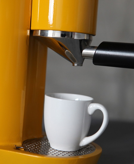 Nespresso от Yaniv Berg